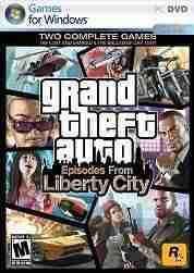 Descargar Grand Theft Auto Episodes From Liberty City [MULTI5][2DVDs] por Torrent